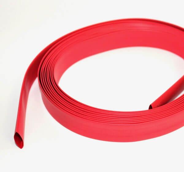 Heat Shrink Sleeve 10mm Red 1meter Industrial Grade WOER (HST)