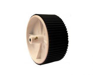 Robot Wheel 10cm Dia. x 4cm Width-1Pcs.