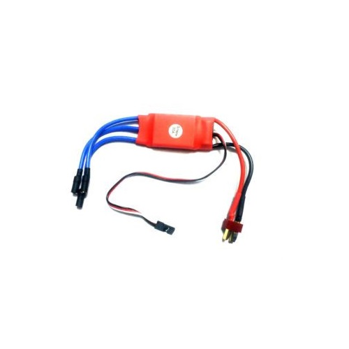 SimonK 30A BLDC ESC Electronic Speed Controller with Connectors - Robu in |  Indian Online Store | RC Hobby | Robotics