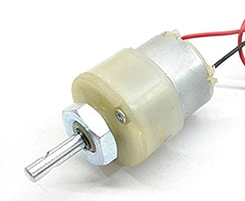 DC Motor - 500RPM - 12Volts