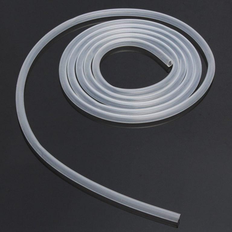 Heat Shrink Sleeve 10mm Transparent 1meter Industrial Grade WOER (HST)