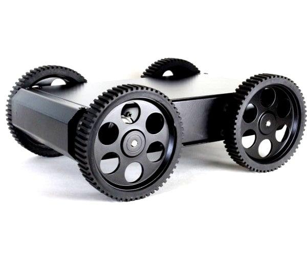 Robot Wheel (10cm Dia. x 2cm Width)