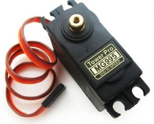 TowerPro MG995 Metal Gear Servo Motor (180° Rotation)-Good Quality