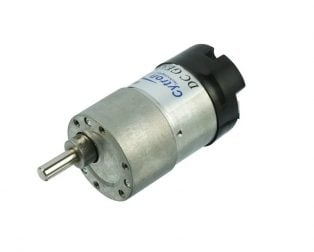 DC Geared Motor with Encoder 12V SPG30E