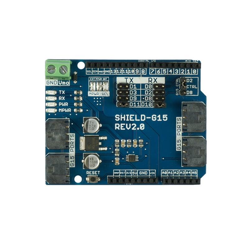 Cytron G-15 Shield (REV 2.0)