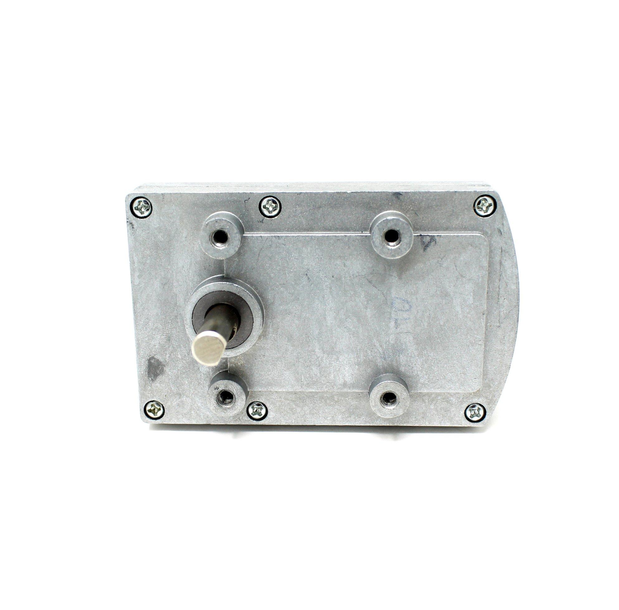 Rectangular GearBox Motor - 10RPM