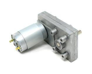 Rectangular Gearbox Motors (Standard)