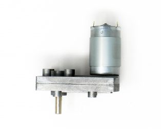 Rectangular Gearbox Motor - 30RPM