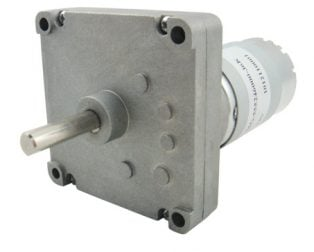 Square gear box Motor-300RPM