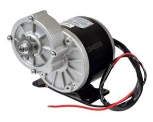 Ebike MY1016Z3 24V 350W 324 Geared DC Motor (GB)