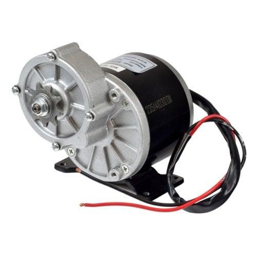 24v 350w gear motor