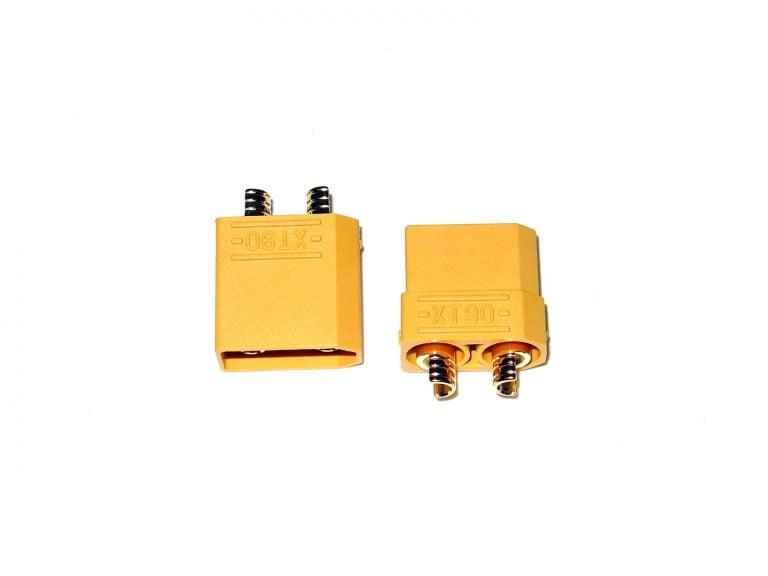 Nylon XT90 Connectors Male/Female Pair-1Pcs.