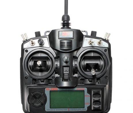 FS-TH9X 2.4GHz 9CH Upgrade Transmitter with FS-IA10B Receiver