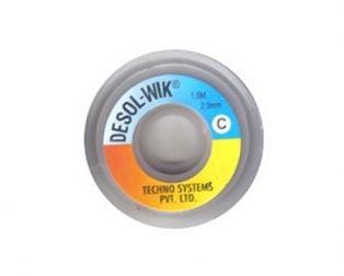 Solder DeSoldering Wire (de-soldering wick)