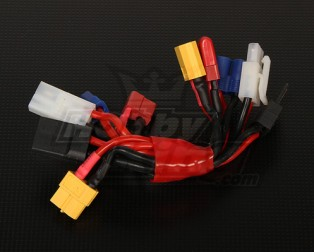 Battery Adapters / Cables