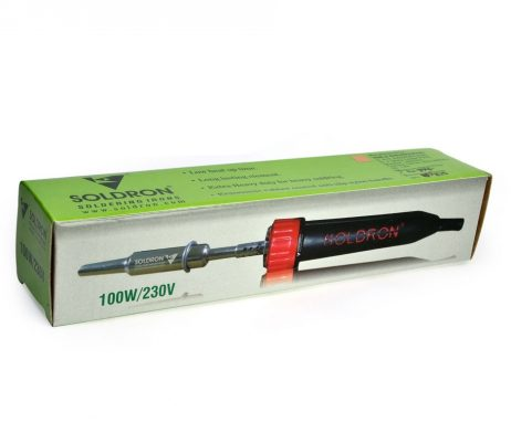 Soldron High Quality 100W230V Soldering Iron