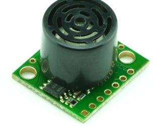 MB1000 LV-MaxSonar-EZ0 ModuleMB1000 LV-MaxSonar-EZ0 Module