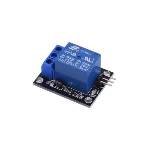 5V One 1 Channel Isolated Relay Module Coupling For Arduino PIC AVR DSP ARM