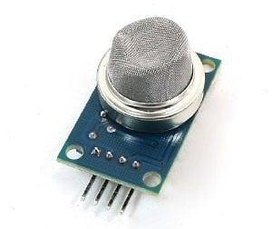 MQ-2 Smoke LPG Butane Hydrogen Gas Sensor Detector Module