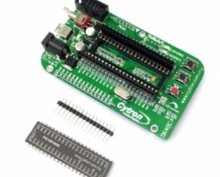 40 pins PIC Start-Up Kit Combo 2 SK40C + PIC18F4550 (SK40C2)