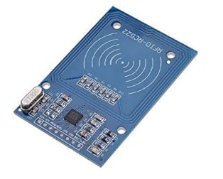 RFID Reader/Writer RC522 SPI S50 CARD AND KEYCHAIN