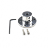 EasyMech Anti Slip ID-8mm Motor Coupling