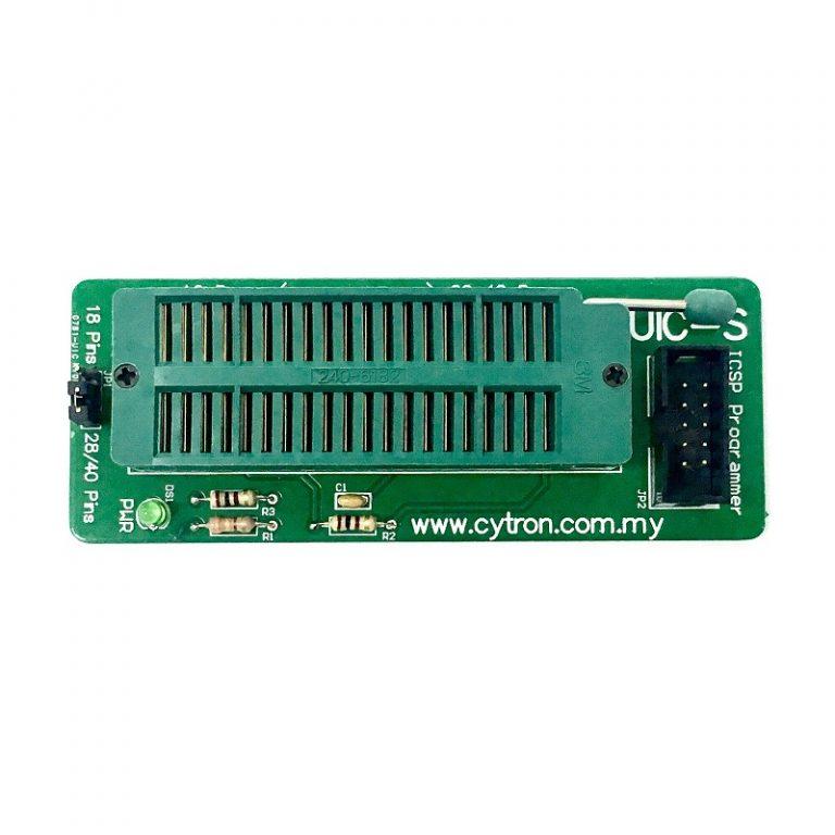 ICSP Programmer Socket - UIC-S-ROBU.IN