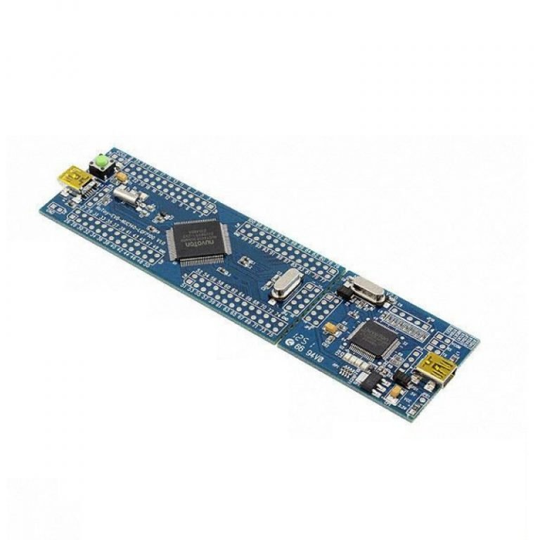 NuTiny ARM Cortex-M0 Starter Kit