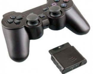 PS2-Controller-Wireless