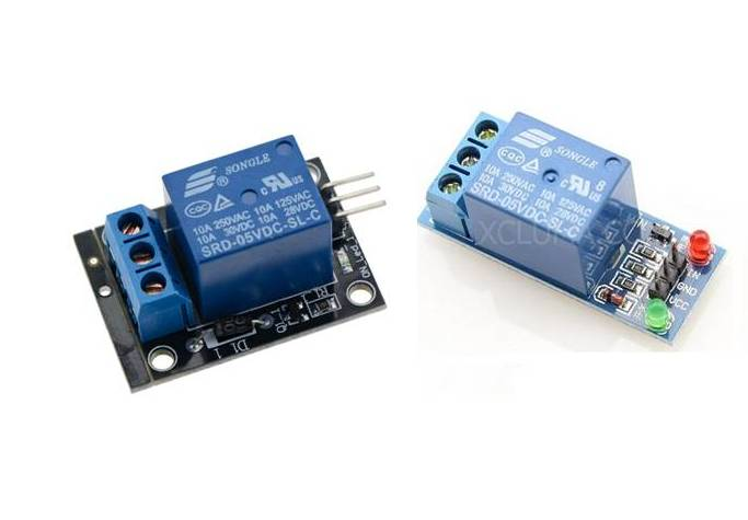 1 Channel 5V 10A Relay Module For Arduino PIC AVR DSP ARMle