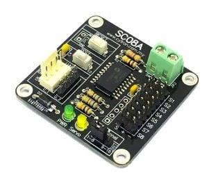 8 Channel Servo Controller SC08A