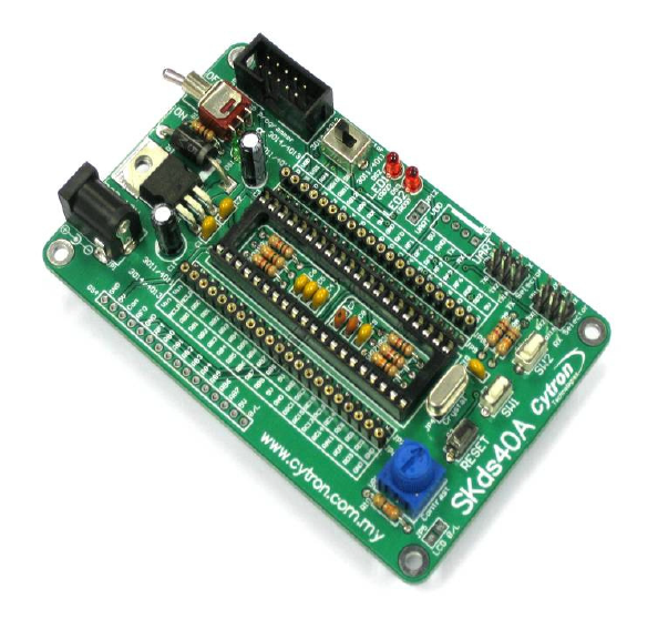 40 Pins dsPIC Start-Up Kit - SKDS40A