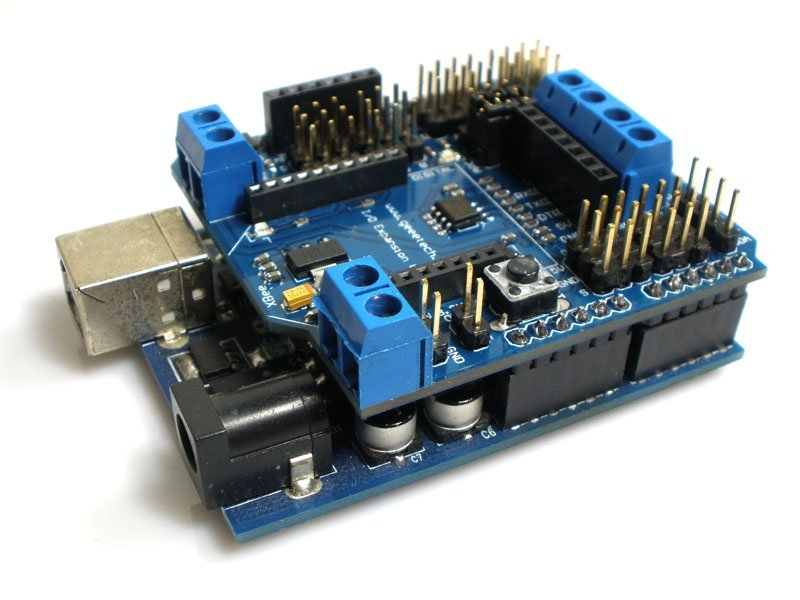 XBee IO Expansion Shield - XBEE 2