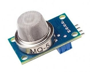 Gas and Dust Sensor