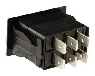 DPDT Rocker Switch-2pcs
