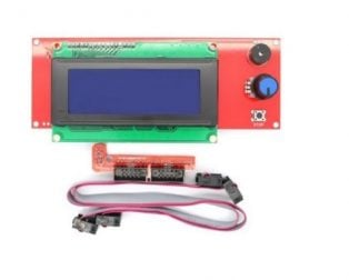 2004 LCD Display Smart Controller with Adapter