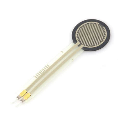 "Force Sensor Resistor 0.5"" 14.7mm- Pressure Sensor"