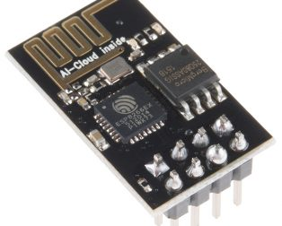ESP-01 ESP8266 Serial WIFI Wireless Transceiver Module