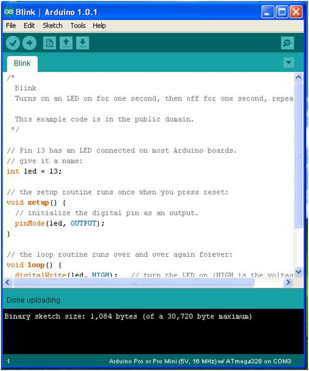 Arduino to Windows 81 Windows App Page 2