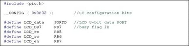 LCD: Interfacing with PIC Microcontrollers Part 2 - Robu in | Indian