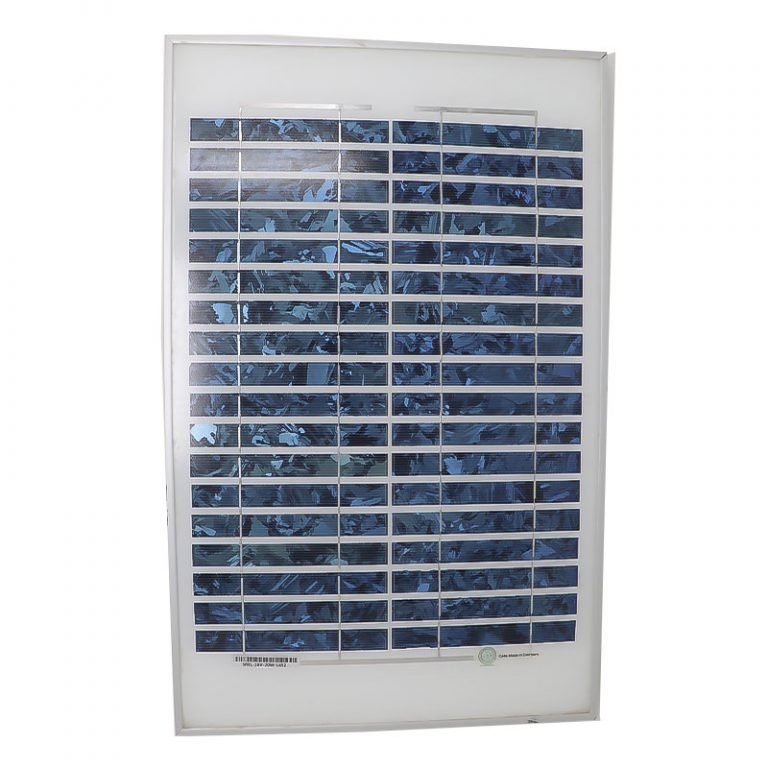 40W 12V Solar Panel