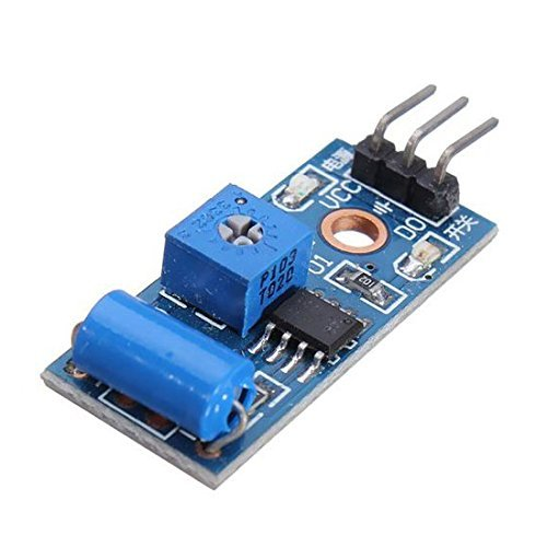 Vibration sensor module alarm Motion sensor module SW-420