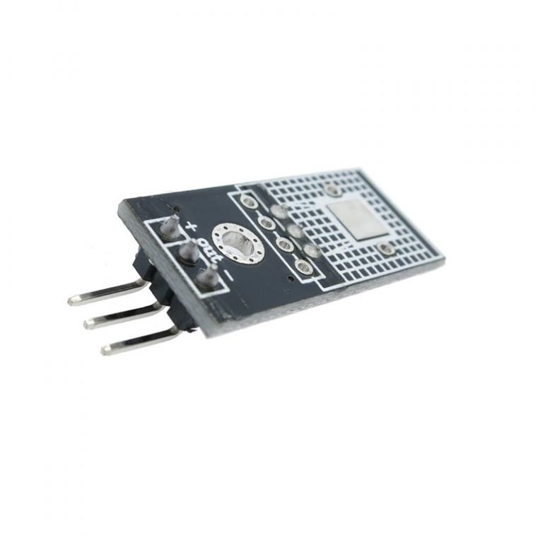DS18B20 Temperature Sensor Module For Arduino