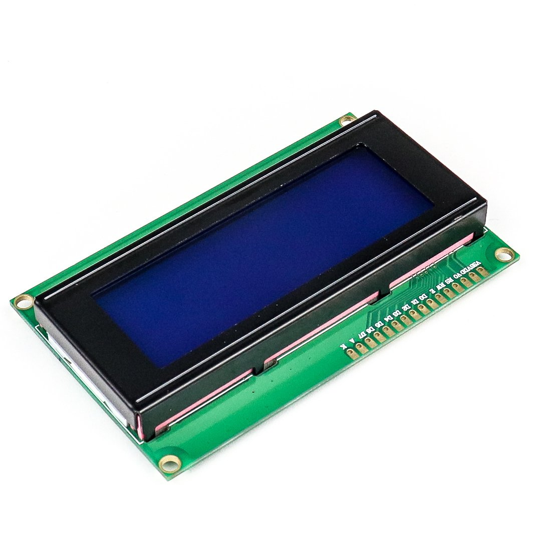 LCD2004 Parallel LCD Display with Blue Backlight