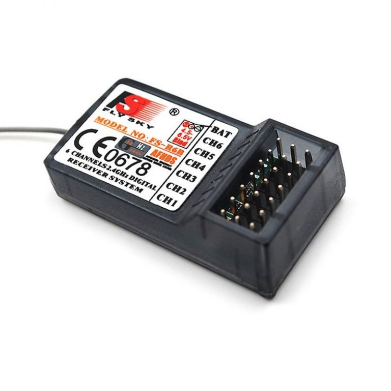 FS-R6B FlySky 2.4Ghz 6CH Receiver