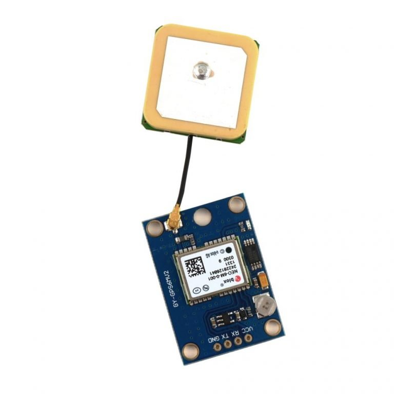 Ublox NEO-6M GPS Module with EPROM