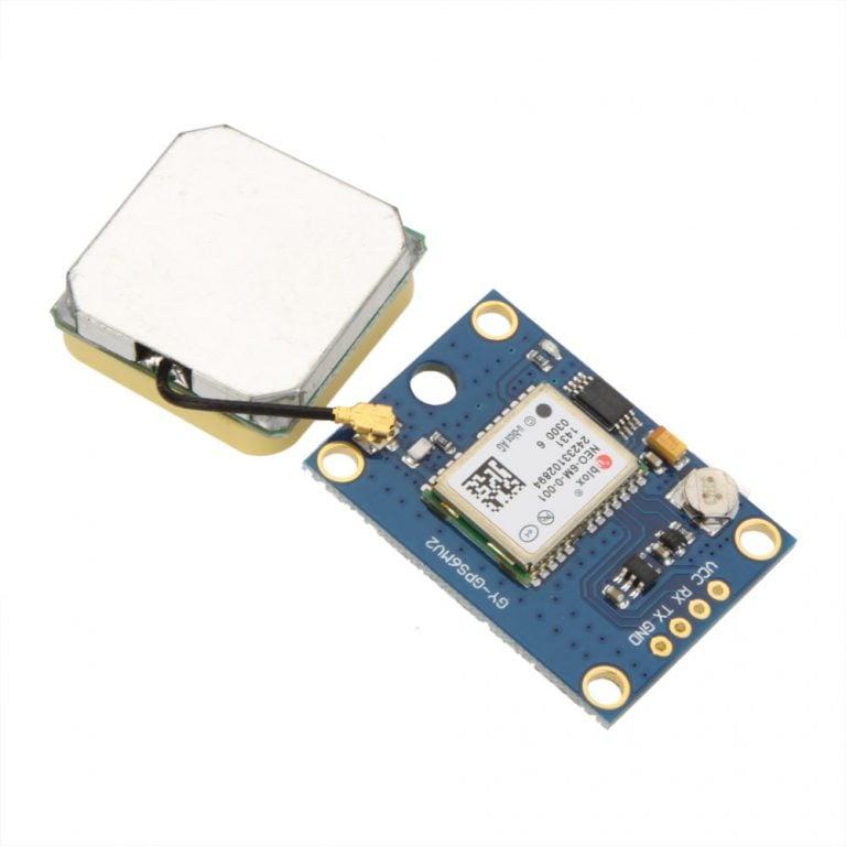 U-blox NEO-6M GPS Module with EPROM