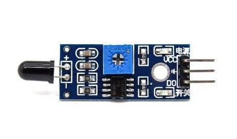 Flame Sensor infrared Receiver