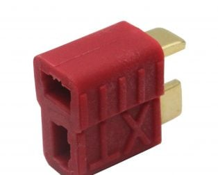 Nylon T-Connectors Female-3pcs.