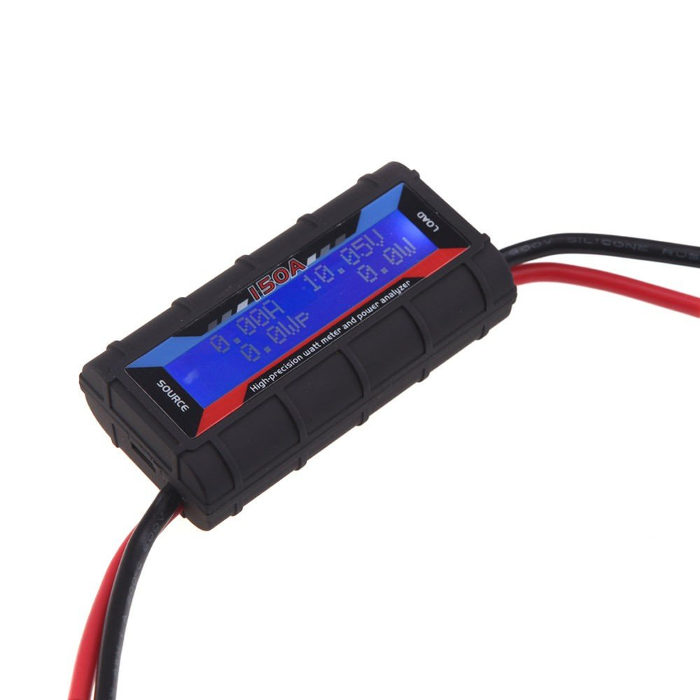 Power Watt Meter : A high precision watt meter and power analyzer robu